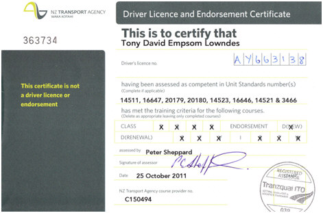Driving Instructor Auckland,South Auckland NZTA Approved